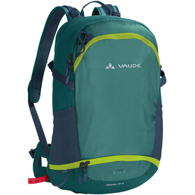 VAUDE Wizard 30+4 Mochila, nickel green